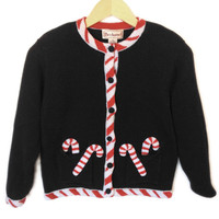 Is That A Candy Cane In Your Pocket… Ugly Christmas Sweater