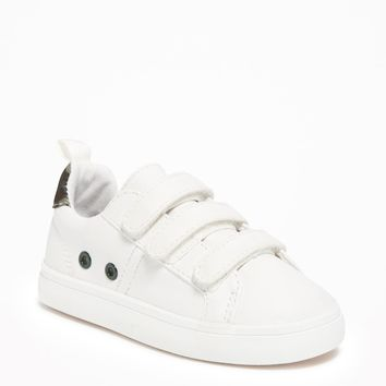 Secure-Close Sneakers for Toddler Boys |old-navy