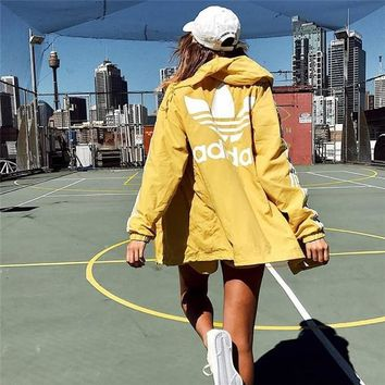 adidas Originals Stadium Yellow Jacket