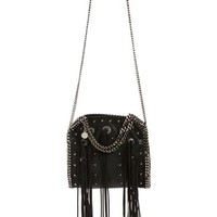 Stella McCartney 'Mini Falabella' Studded Tote | Nordstrom