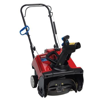 Toro Power Clear 518 ZE 18 in. Single-Stage Gas Snow Blower-38473 - The Home Depot