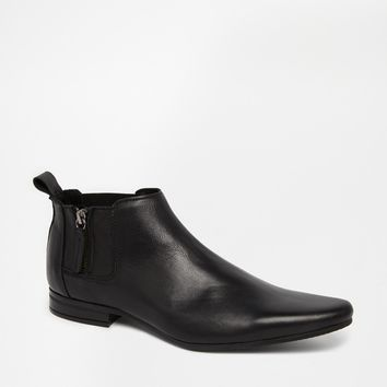 ASOS Boots With Zip