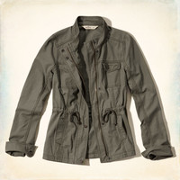 Rockpile Shirt Jacket