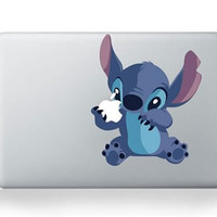 Furivy Stitch Apple Macbook Air/Pro/Retina 13/15/17 Vinyl Sticker Skin Decal Cover
