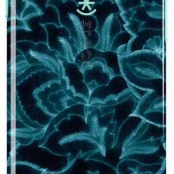 Speck Products Inked Case for iPhone 6 Plus/6S Plus - Retail Packaging-Boho Floral Pattern/Aloe Green