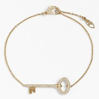 Nadri Boxed Key Station Bracelet (Nordstrom Exclusive)