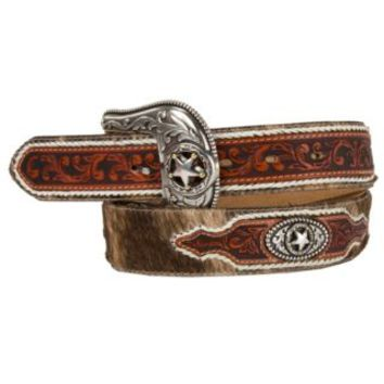 Tony Lama Mens Western Belt C41264
