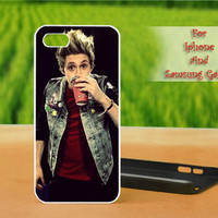 One Direction Niall Horan - Print on hard plastic case for iPhone case, Samsung Galaxy case and iPod case. Select an option