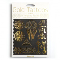 Gamago Gold Tattoos