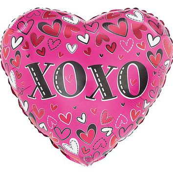 Sassy Sweethearts Foil Balloon - 17""
