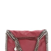 Stella McCartney 'Falabella - Mini' Shaggy Deer Tote