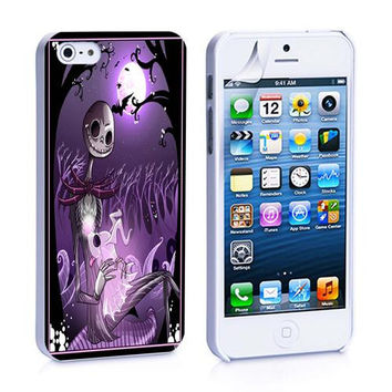 Jack Skellington and Co iPhone 4s iPhone 5 iPhone 5s iPhone 6 case, Galaxy S3 Galaxy S4 Galaxy S5 Note 3 Note 4 case, iPod 4 5 Case