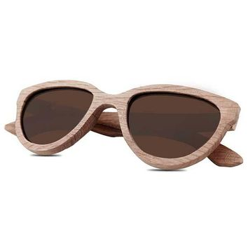 Vira Sun Studio A Full Bamboo Sunglasses