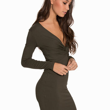 Front Knot Dress, NLY Trend