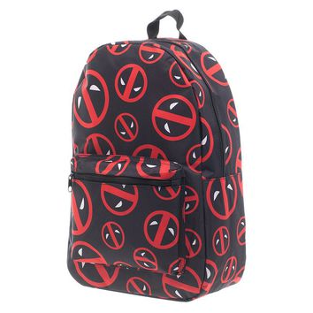 Marvel Deadpool Backpack (Red)