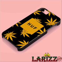"Huf socks Hufnagel Gold Skate Street wear Dope Weed for iphone 4/4s/5/5s/5c/6/6+, Samsung S3/S4/S5/S6, iPad 2/3/4/Air/Mini, iPod 4/5, Samsung Note 3/4 Case ""007"""