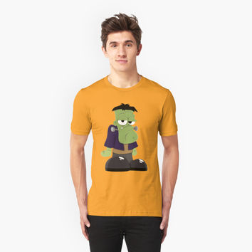 'frankenstein' T-Shirt by PEACE6699