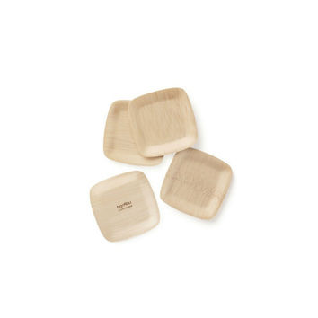 All Occasion Veneerware® Bamboo Tasting Plates
