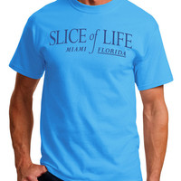 Slice of Life T-Shirt inspired by the tv series Dexter ..FREE SHIPPING... US