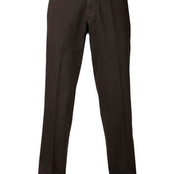 DCCKIN3 Isaia chino trousers
