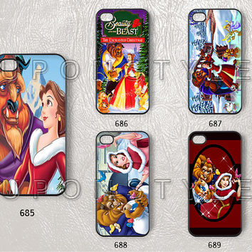Phone Cases, iPhone 5c case, iPhone 5s Case, iPhone 5 Case, iPhone 4s Case, iPhone 4 case, Christmas, Disney case, Case No-15