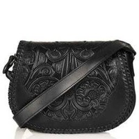 Whipstitch Saddle Bag - Festival - Clothing - Topshop USA