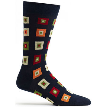 Square Dance Sock