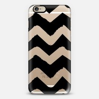 Hand painted Chevrons iPhone 6 case by Eloisa Docton | Casetify