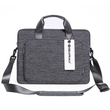 2017 New Arrival Laptop Bag Case for Macbook Pro 13 15 Waterproof Nylon 15.6 Laptop Computer Bag+Free Keyboard Cover for MacBook