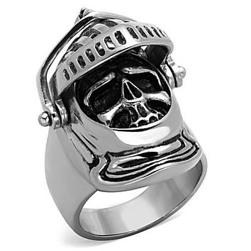 WildKlass Stainless Steel Novelty Ring High Polished (no Plating) Men