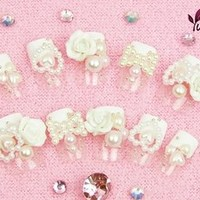 Kawaii Nails ? Hime Bride