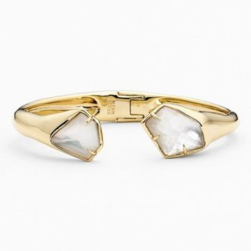 Women's Alexis Bittar 'Miss Havisham' Hinged Cuff
