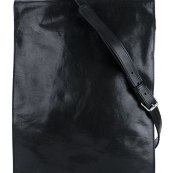 ANN DEMEULEMEESTER   Leather Shoulder Bag   brownsfashion.com   The Finest Edit of Luxury Fashion   Clothes, Shoes, Bags and Accessories for Men & Women