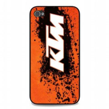 ktm logo for iphone 4 and 4s case