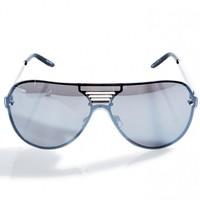Silver Showtime Sunglasses
