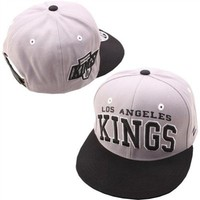 Zephyr Los Angeles Kings Super Star Snapback Adjustable Hat-