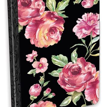 Midnight Rose Hardcover Writing Journal