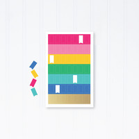 Flag Sticker Set