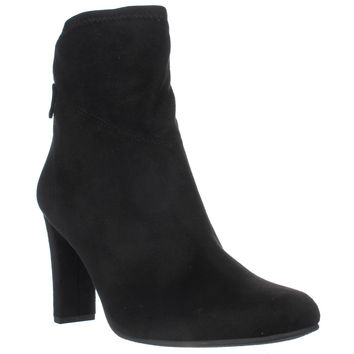 Circus by Sam Edelman Janet Ankle Booties, Black, 10 US / 40 EU