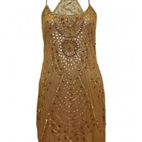 Josephine Embellished Cocktail Dress - New In