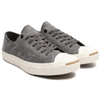 Converse - Jack Purcell Jack Oxford Leather (Charcoal)