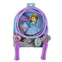 Disney Princess Sofia the First Deluxe Jump Rope with Shaped Handles