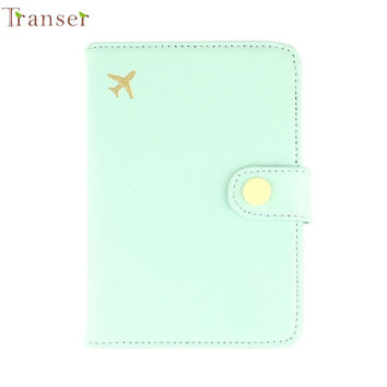 Naivety 2016 New PU Leather Travel Organizer Passport Holder Card Protector Cover Case AUG15 drop shipping