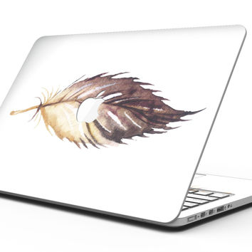 WaterColor DreamFeathers v6 - MacBook Pro with Retina Display Full-Coverage Skin Kit