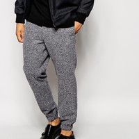 ASOS Skinny Fit Smart Joggers in Brushed Jersey