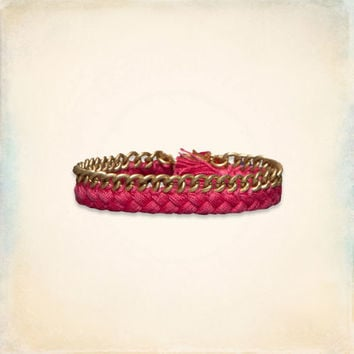 Vintage Friendship Bracelet