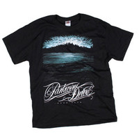 Parkway Drive - Deep Blue Album Cover on Black - T-shirts - Official Merch - Powered by MerchDirect