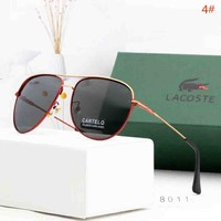 LACOSTE Fashion New Casual Business Sunscreen Men Glasses Eyeglasses