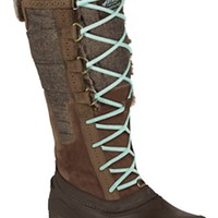 Gliks - The North Face Shellista II Tall Boot for Women in Desert Palm Brown