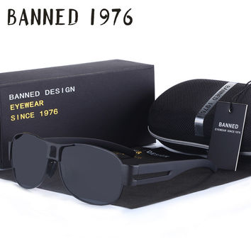 aliexpress real high quality men polarized Sunglasses fashion driving Sun Glasses for male eyewear Oculos with original box